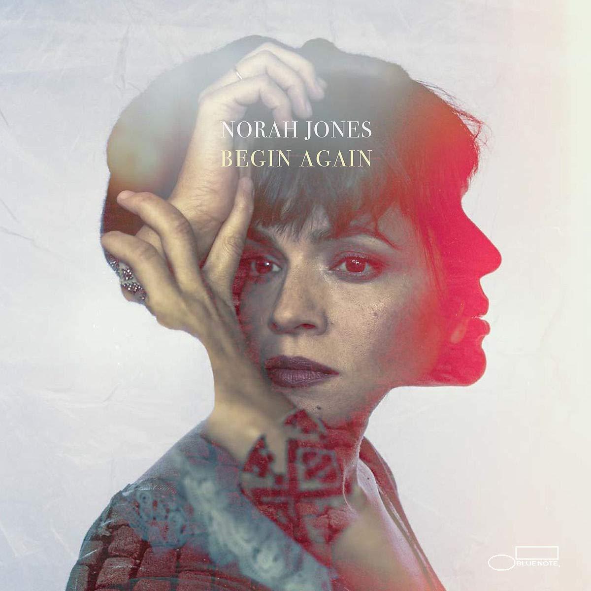 Copertina Vinile 33 giri Begin Again di Norah Jones