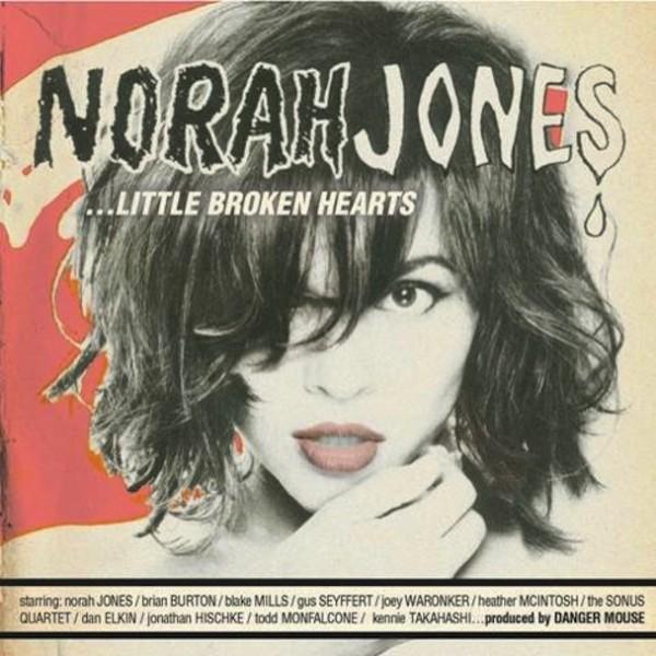 Copertina Disco Vinile 33 giri Little Broken Hearts [2 LP] di Norah Jones