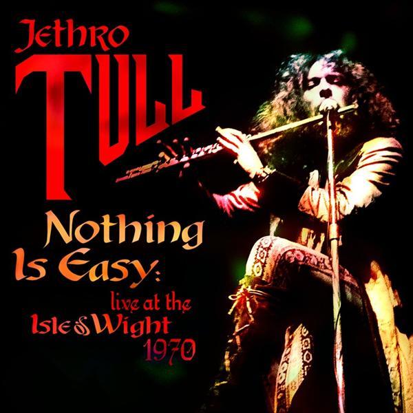 Copertina Disco Vinile 33 giri Nothing Is Easy [2 LP] di Jethro Tull