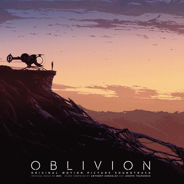 Copertina Disco Vinile 33 giri Oblivion [2LP Soundtrack]  di M83