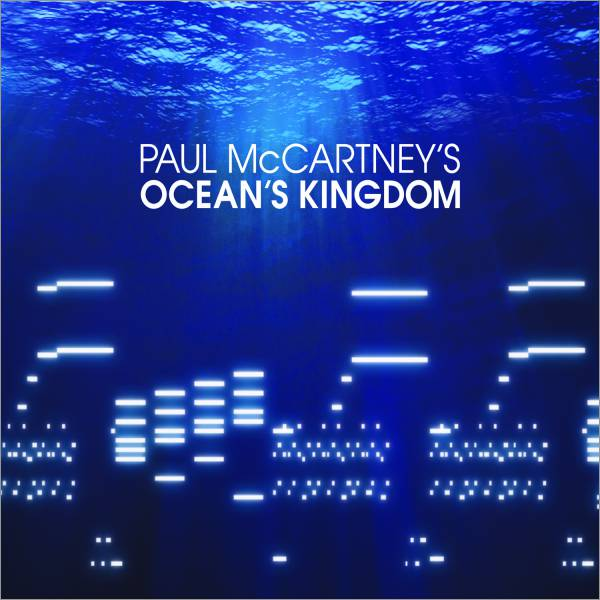 Copertina Disco Vinile 33 giri Ocean's Kingdom [2 LP] di Paul McCartney