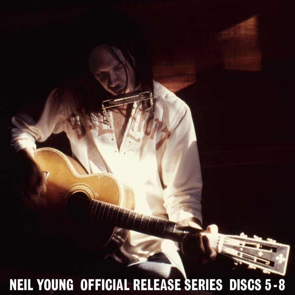 Copertina Disco Vinile 33 giri Official Release Series Discs 5-8 [Cofanetto 4xLP] di Neil Young