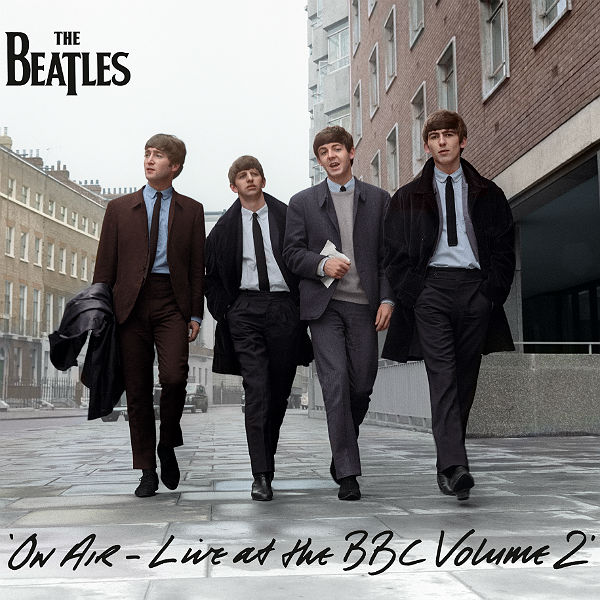 Copertina Disco Vinile 33 giri On Air Live at the BBC Volume 2 [3 LP] di The Beatles