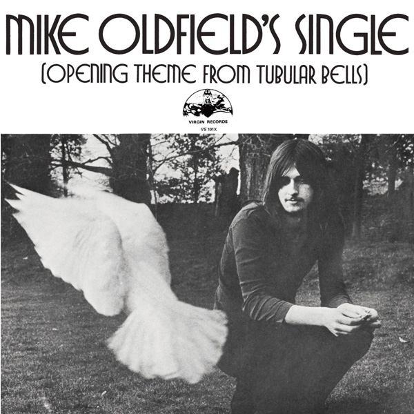 Copertina Disco Vinile 33 giri Theme From Tubular Bells [Singolo 45Giri] di Mike Oldfield