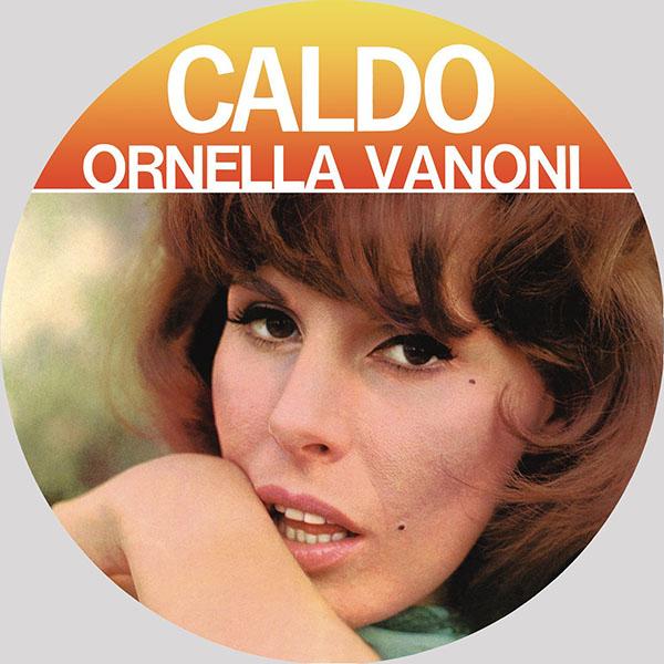 Copertina Vinile 33 giri Caldo di Ornella Vanoni
