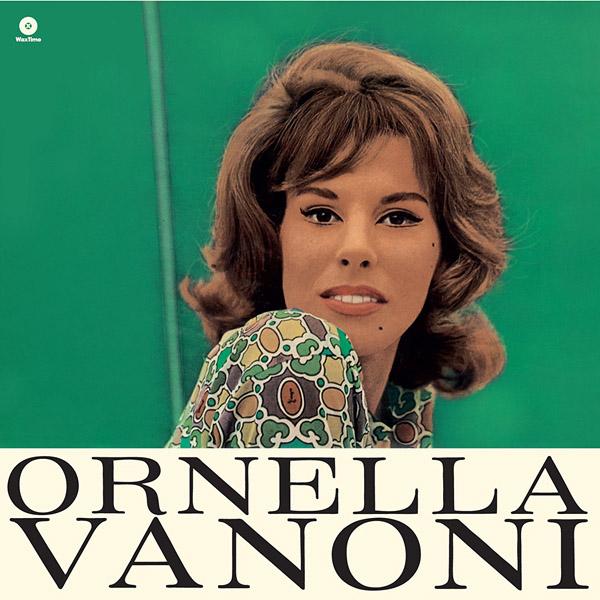 Copertina Vinile 33 giri Ornella Vanoni di Ornella Vanoni