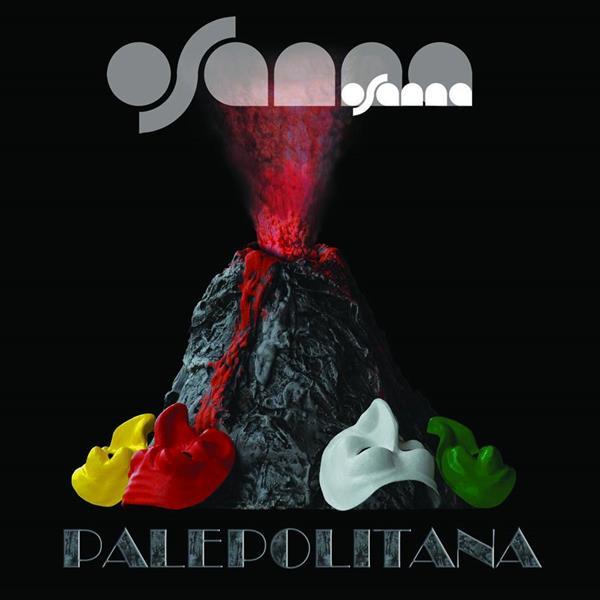 Copertina Disco Vinile 33 giri Palepolitana [2 LP] di Osanna