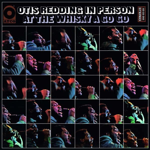 Copertina Disco Vinile 33 giri In Person at the Whisky a Go Go di Otis Redding