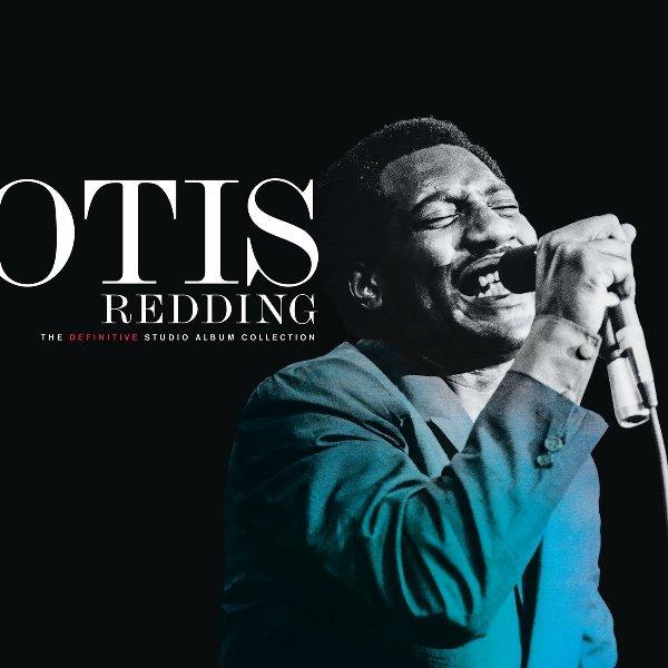 Copertina Vinile 33 giri The Definitive Studio Album Collection  di Otis Redding