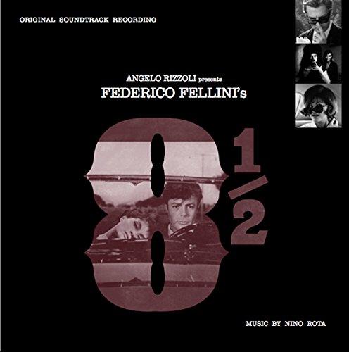 Copertina Disco Vinile 33 giri Otto e Mezzo [Soundtrack LP] di Nino Rota