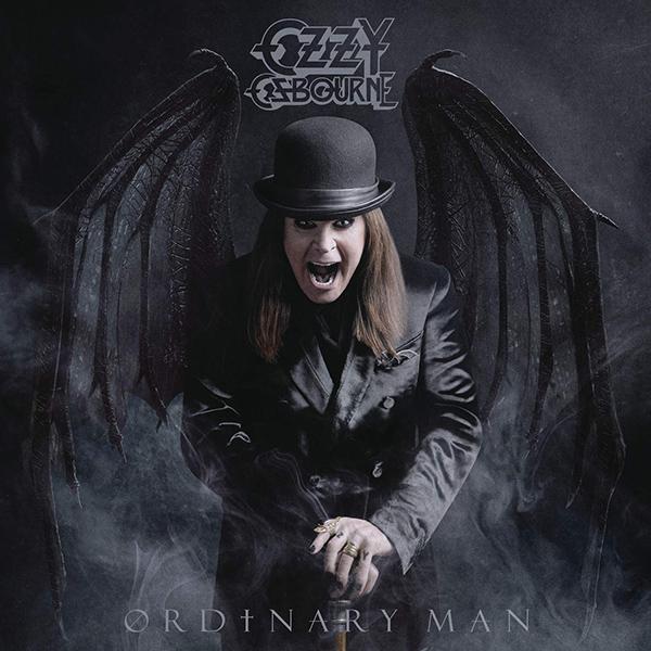 Copertina Vinile 33 giri Ordinary Man di Ozzy Osbourne