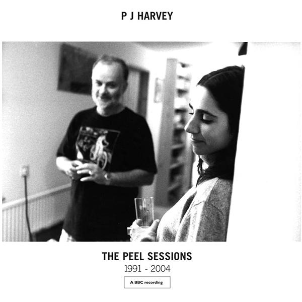Copertina Vinile 33 giri Peel Sessions 1991-2004 di PJ Harvey