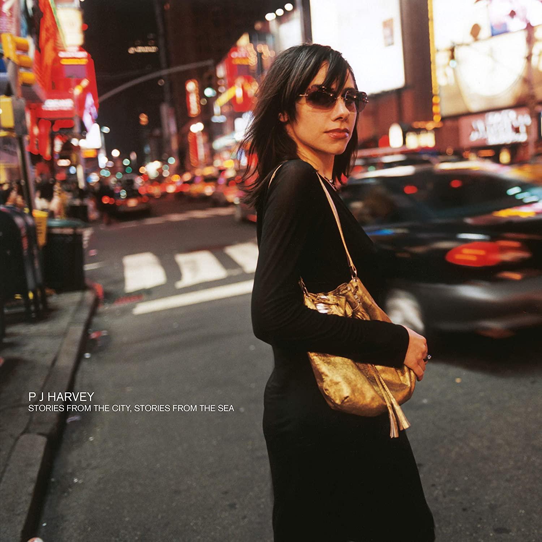 Copertina Vinile 33 giri Stories from the City,  di PJ Harvey