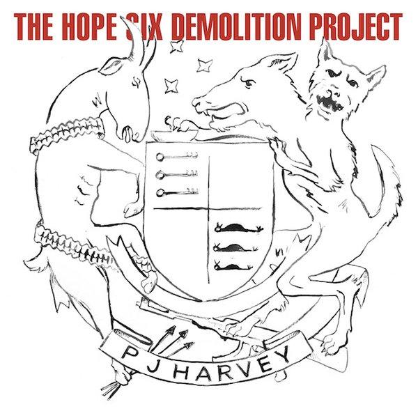 Copertina Disco Vinile 33 giri The Hope Six Demolition Project di PJ Harvey