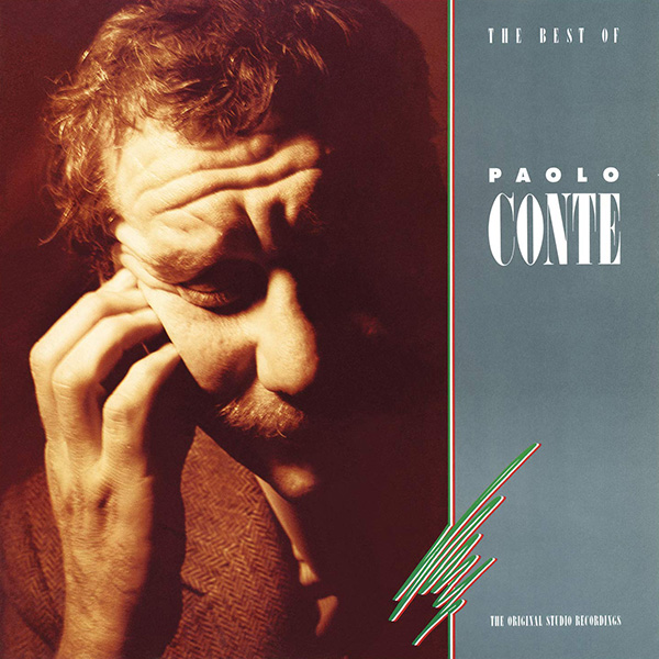 Copertina Vinile 33 giri The Best Of di Paolo Conte