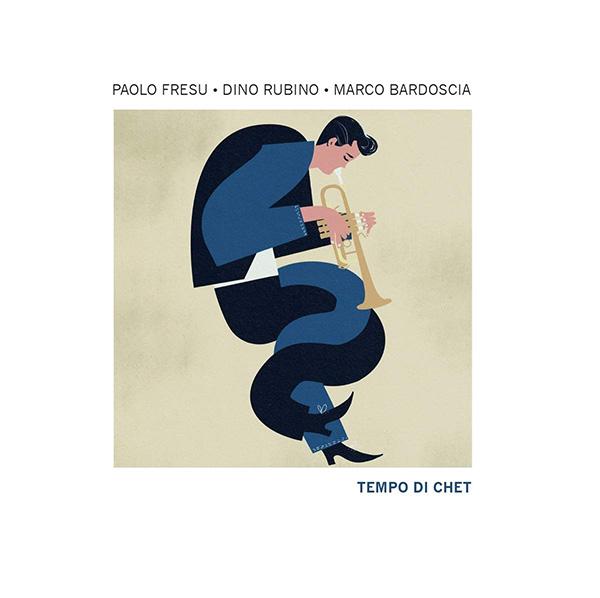 Copertina Vinile 33 giri Tempo Di Chet [2 LP] di Paolo Fresu