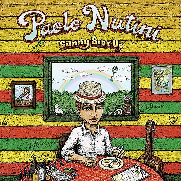 Copertina Vinile 33 giri Sunny Side Up di Paolo Nutini