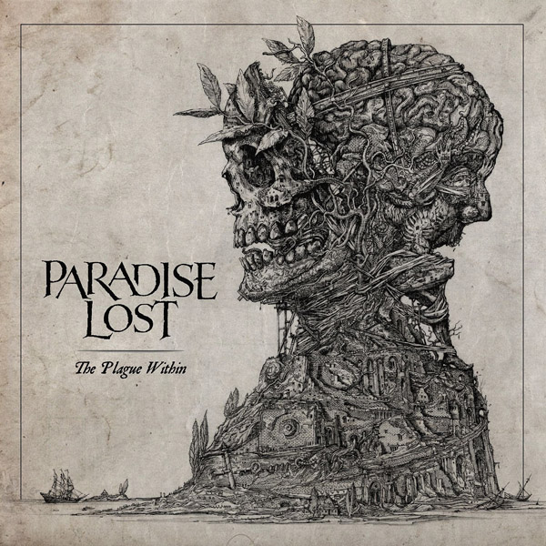 Copertina Disco Vinile 33 giri The Plague Within [2 LP] di Paradise Lost