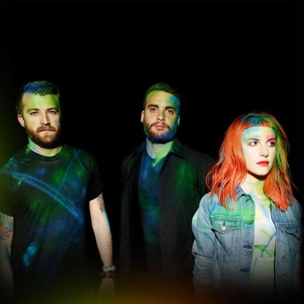 Copertina Disco Vinile 33 giri Paramore [2 LP] di Paramore