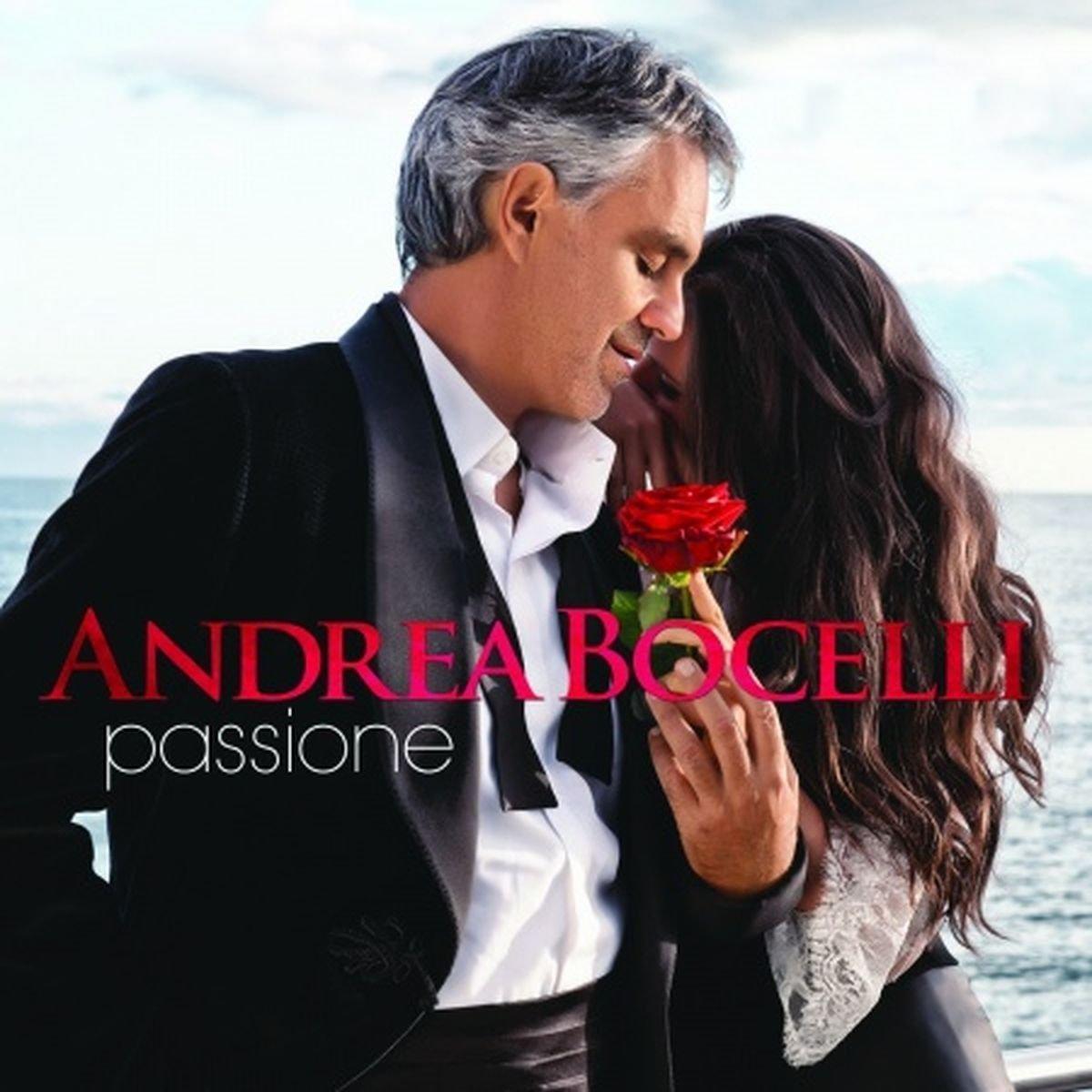 Copertina Disco Vinile 33 giri Passione [2 LP] di Andrea Bocelli