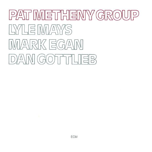 Copertina Disco Vinile 33 giri Pat Metheny Group di Pat Metheny Group