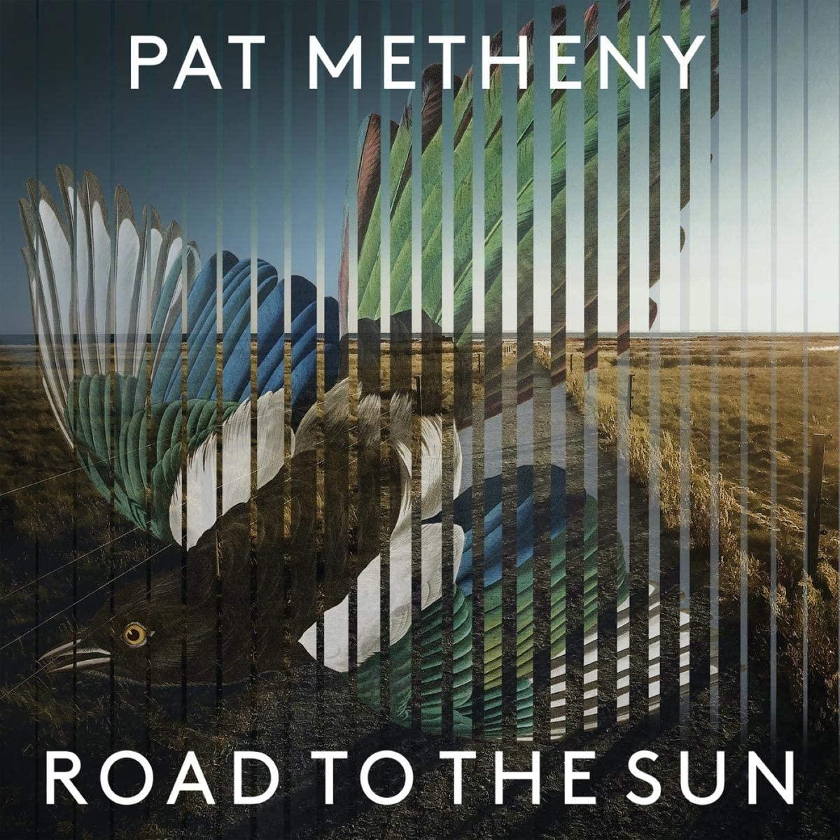 Copertina Vinile 33 giri Road To The Sun di Pat Metheny