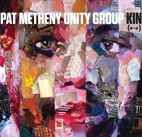 Copertina Disco Vinile 33 giri Kin [2 LP + CD] di Pat Metheny Unity Group