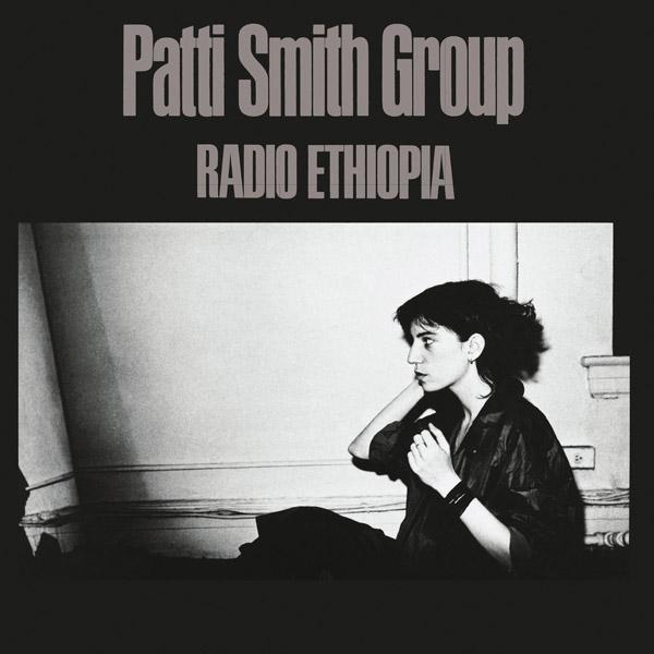 Copertina Vinile 33 giri Radio Ethiopia di Patti Smith