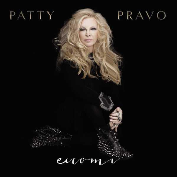 Copertina Disco Vinile 33 giri Eccomi di Patty Pravo