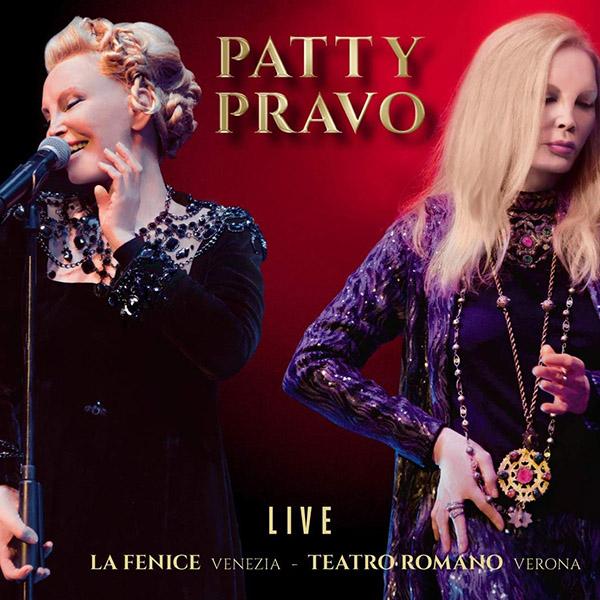 Copertina Vinile 33 giri La Cambio Io la Vita che Tour 2018 [2 LP] di Patty Pravo