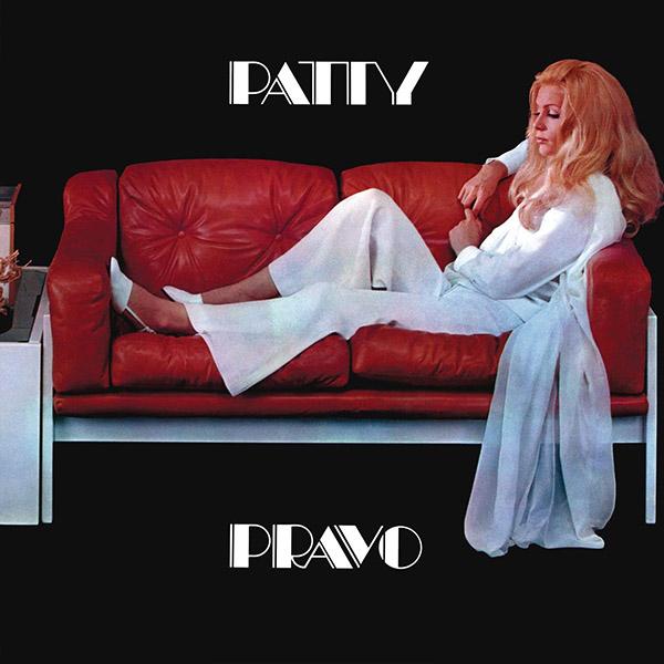 Copertina Vinile 33 giri Patty Pravo di Patty Pravo