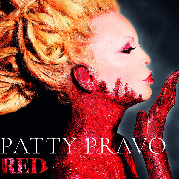 Copertina Vinile 33 giri Red di Patty Pravo