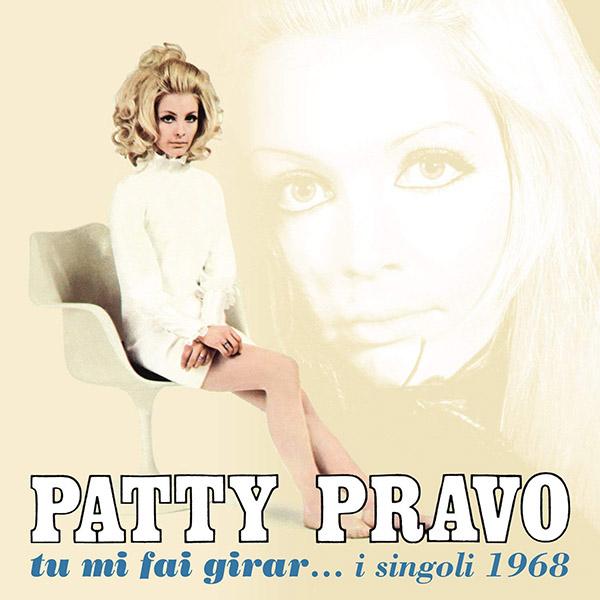 Copertina Vinile 33 giri Tu Mi Fai Girar - I Singoli  di Patty Pravo