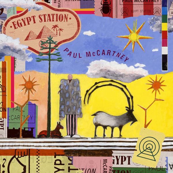 Copertina Vinile 33 giri Egypt Station [2 LP] di Paul McCartney