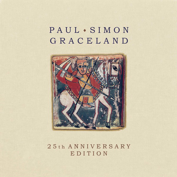 Copertina Disco Vinile 33 giri Graceland di Paul Simon