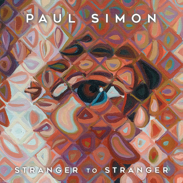 Copertina Disco Vinile 33 giri Stranger to Stranger di Paul Simon