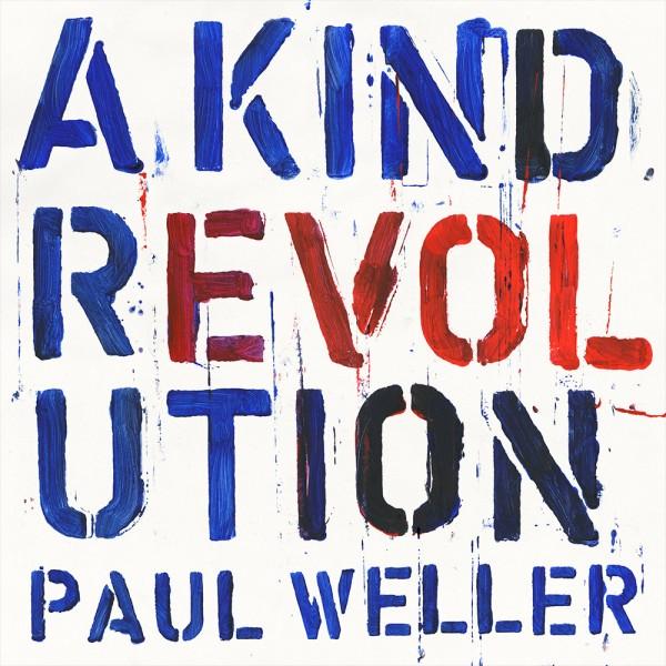Copertina Vinile 33 giri A Kind Revolution di Paul Weller