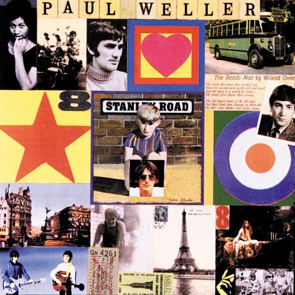 Copertina Vinile 33 giri Stanley Road di Paul Weller