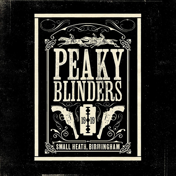 Copertina Vinile 33 giri Peaky Blinders [Soundtrack 3xLP] di Vari Artisti