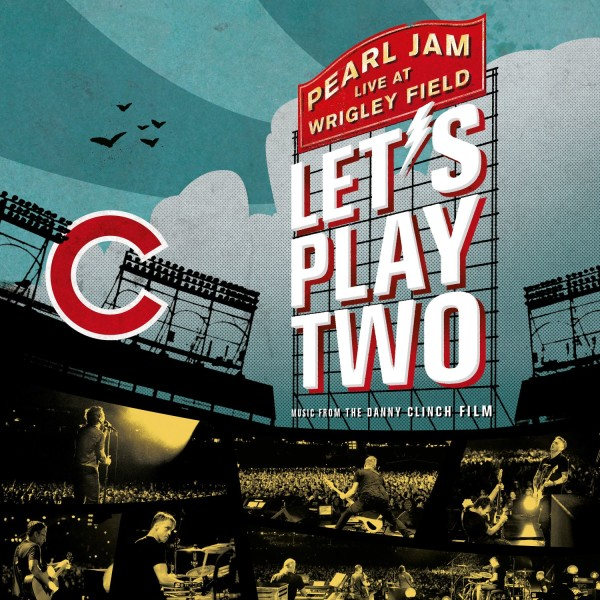 Copertina Vinile 33 giri Let's Play Two [2 LP] di Pearl Jam