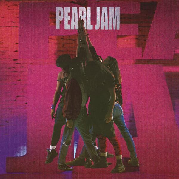 Copertina Vinile 33 giri Ten di Pearl Jam