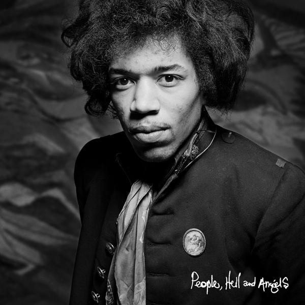 Copertina Disco Vinile 33 giri People, Hell and Angels [2 LP] di Jimi Hendrix