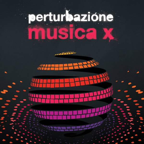 Copertina Disco Vinile 33 giri Musica X di Perturbazione