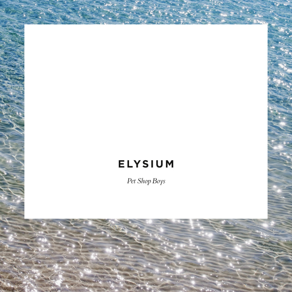 Copertina Disco Vinile 33 giri Elysium [2 LP] di Pet Shop Boys