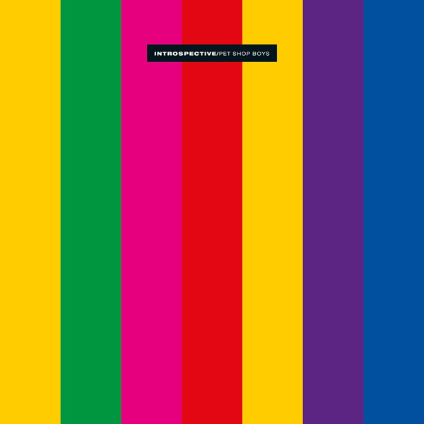 Copertina Vinile 33 giri Introspective di Pet Shop Boys