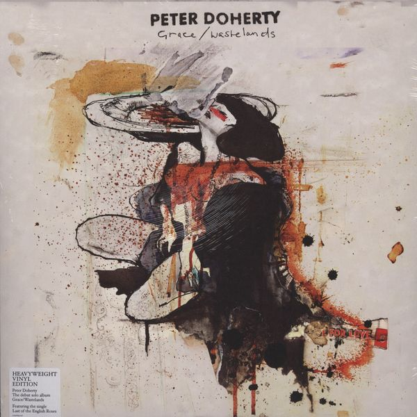 Copertina Disco Vinile 33 giri Grace/Wastelands di Pete Doherty