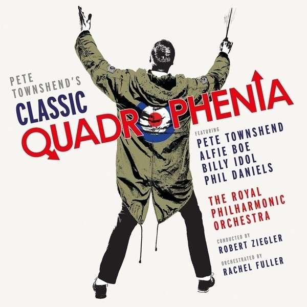 Copertina Disco Vinile 33 giri Classic Quadrophenia [2 LP] di Pete Townshend