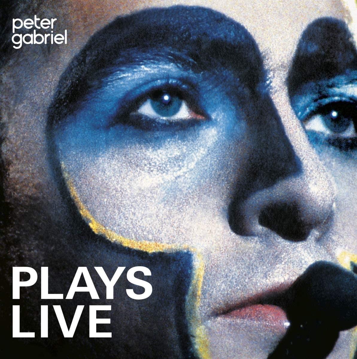 Copertina Vinile 33 giri Plays Live di Peter Gabriel
