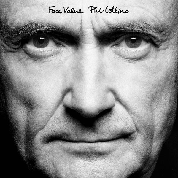 Copertina Disco Vinile 33 giri Face Value di Phil Collins