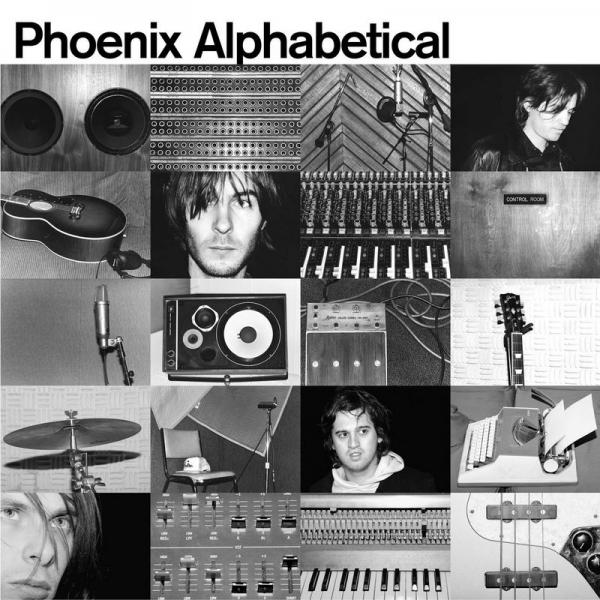 Copertina Disco Vinile 33 giri Alphabetical di Phoenix